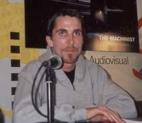 Christian Bale in Spain. Summer 2003