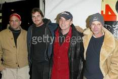 John Sharian, Christian Bale, Michael Ironside and Scott Kosar