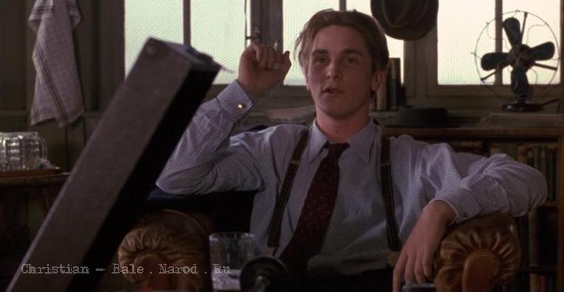 Кристиан Бэйл. . Christian Bale in English and Russian. . Swing Kids. .